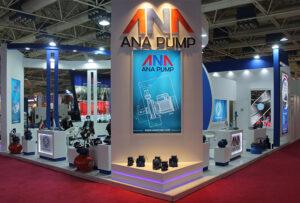 نمایشگاه تاسیسات آنا